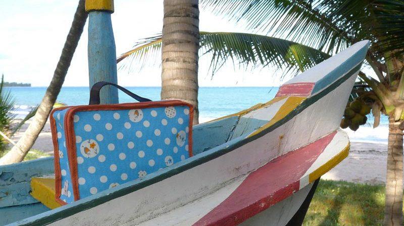 Photo bateau Lale Accessoire plage palmier